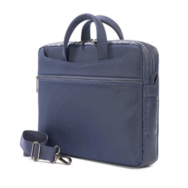 """ნოუთბუქის ჩანთა Tucano WorkOut 2 Fits up to size 13 """", Blue, Messenger - Briefcase, Shoulder strap"""