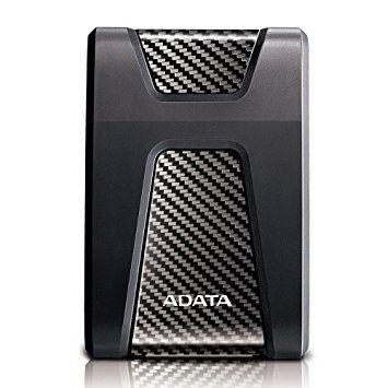 გარე მყარი დისკი A-DATA HD650 (AHD650-2TU31-CBK) 2TB BLACK