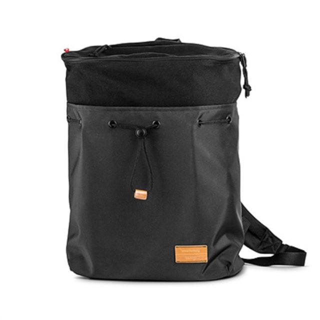 """ნოუთბუქის ჩანთ Acme TRUNK 16B49 Fits up to size 15.6 """", Night black, Backpack, Shoulder strap"""