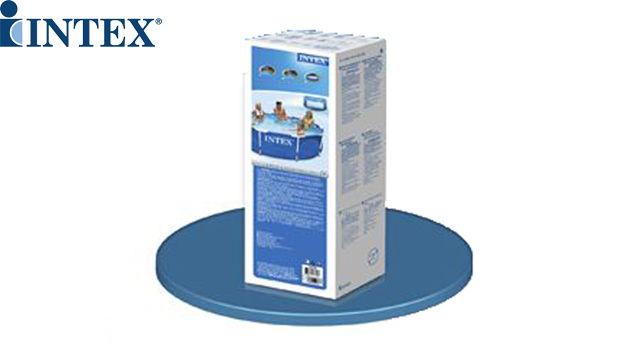 კარკასული მრგვალი აუზი INTEX 28200