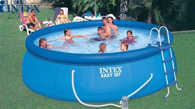 გასაბერი აუზი Intex 28130 Easy Up Swimming Pool