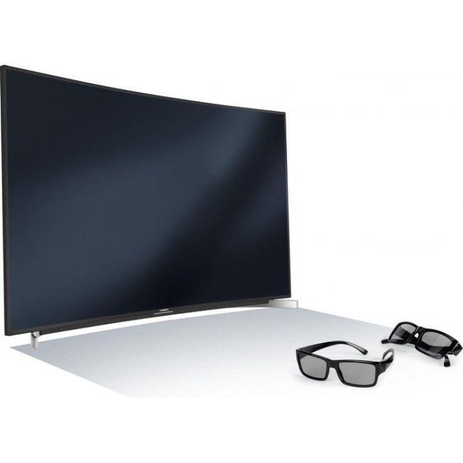 ტელევიზორი Grundig FINEARTS 55 FLX 9591 BP