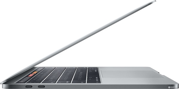 ნოუთბუქი Apple MacBook Pro 13 Space Gray A1708