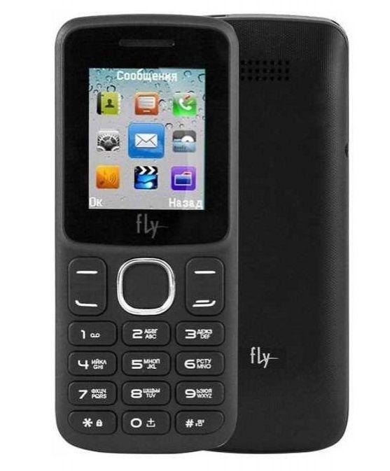 მობილური ტელეფონი Fly FF180 Black