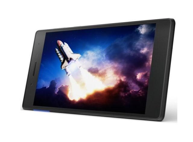 """პლანშეტი LENOVO NEW TAB4 7""""Essential LTE, Lenovo TB-7304X TAB 1G+16GBL-UA SLATE BLACK7 1024x600 IP,"""