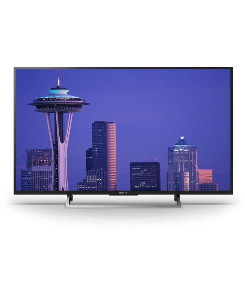LINUX Smart, 4K ტელევიზორი SONY KD49XE7096BR2