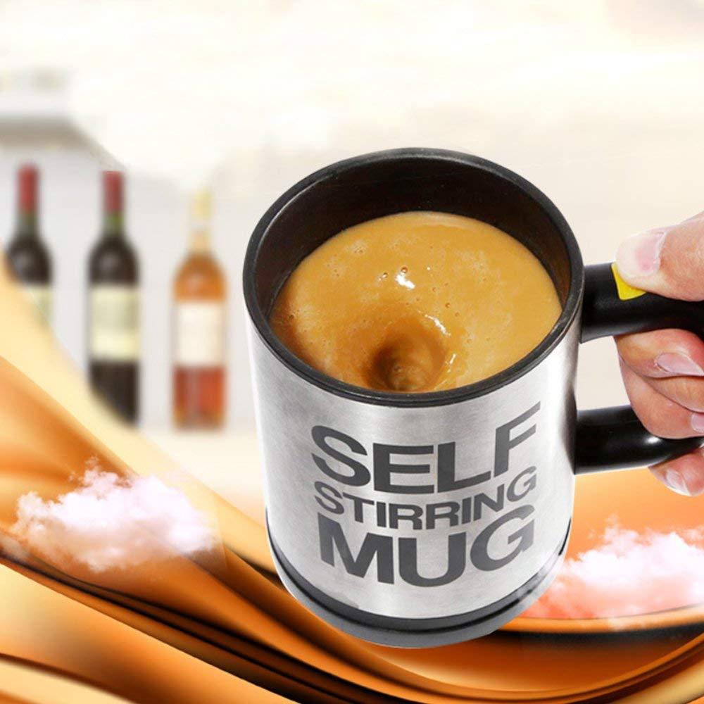 ელექტრო თვითრევადი ჭიქა Self stiring mug