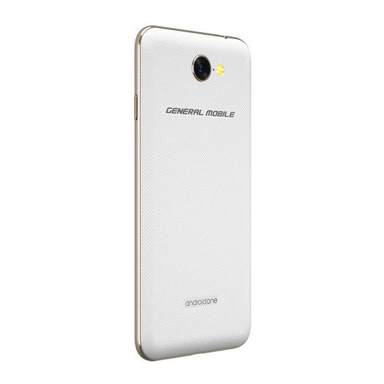 მობილური ტელეფონი General Mobile GM6 Dual Sim LTE (4.5G)