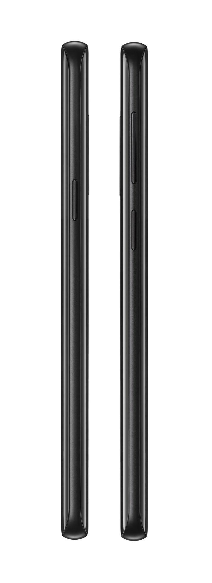 მობილური ტელეფონი SAMSUNG GALAXY S9 DUOS (G960F) 64GB BLACK