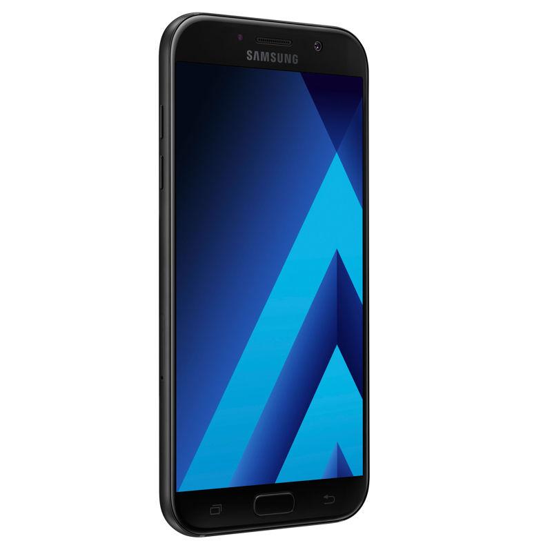 მობილური ტელეფონი SAMSUNG GALAXY A7 (A720FD) DUAL SIM 32 GB LTE BLACK