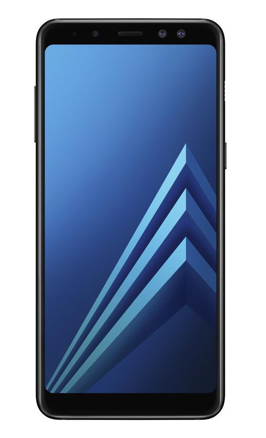 მობილური ტელეფონი SAMSUNG Galaxy A8 Plus (A730F) 2018 BLACK