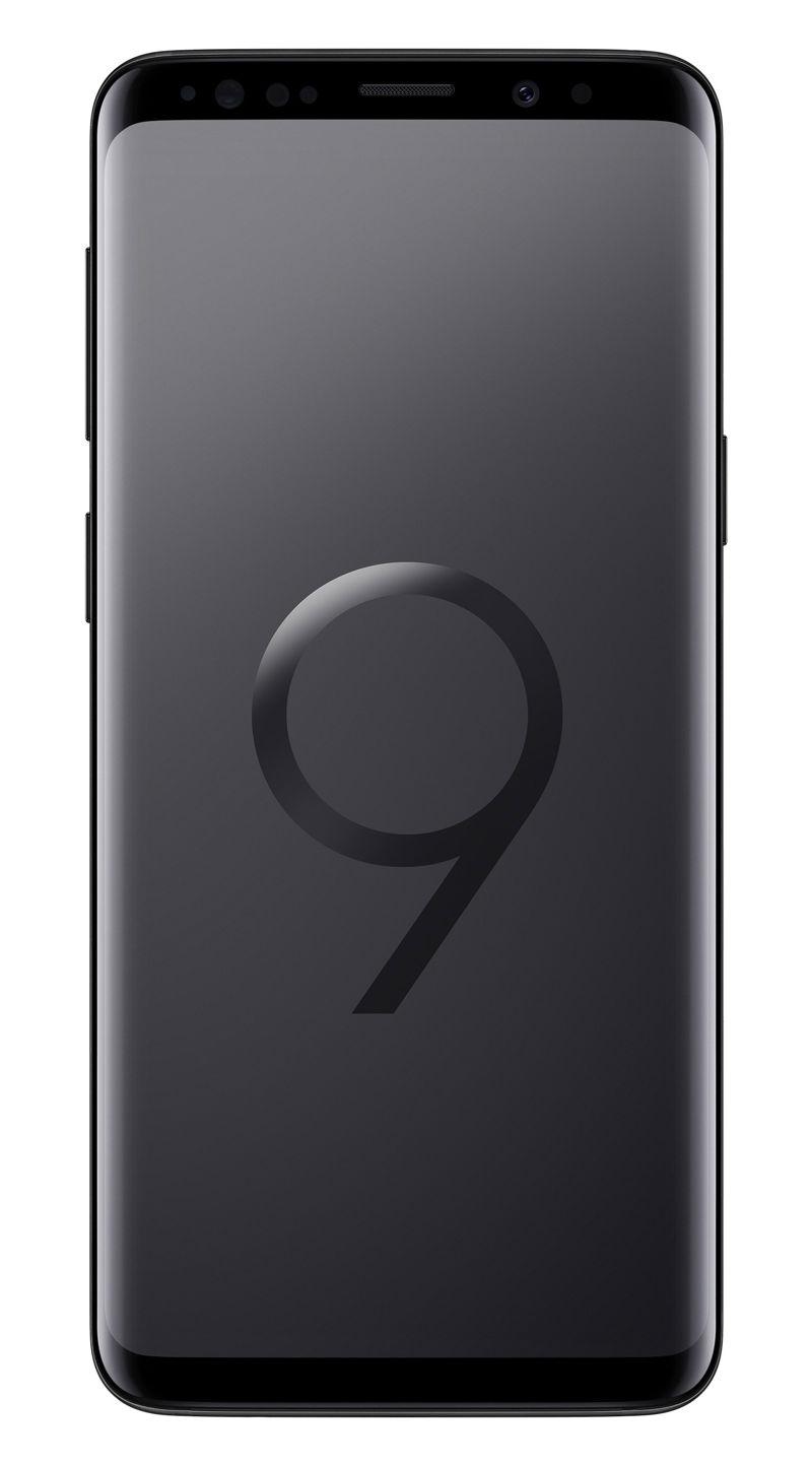 მობილური ტელეფონი SAMSUNG GALAXY S9 PLUS (G965F) 64GB BLACK