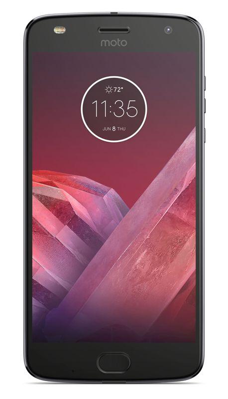 მობილური ტელეფონი MOTOROLA MOTO Z2 PLAY (XT1710) 64GB DUAL SIM LTE GRAY