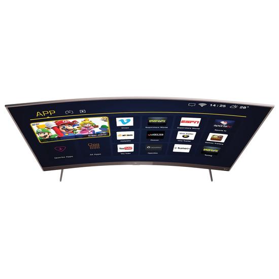 ტელევიზორი TCL 55P3CUS (MS86HS-EU)