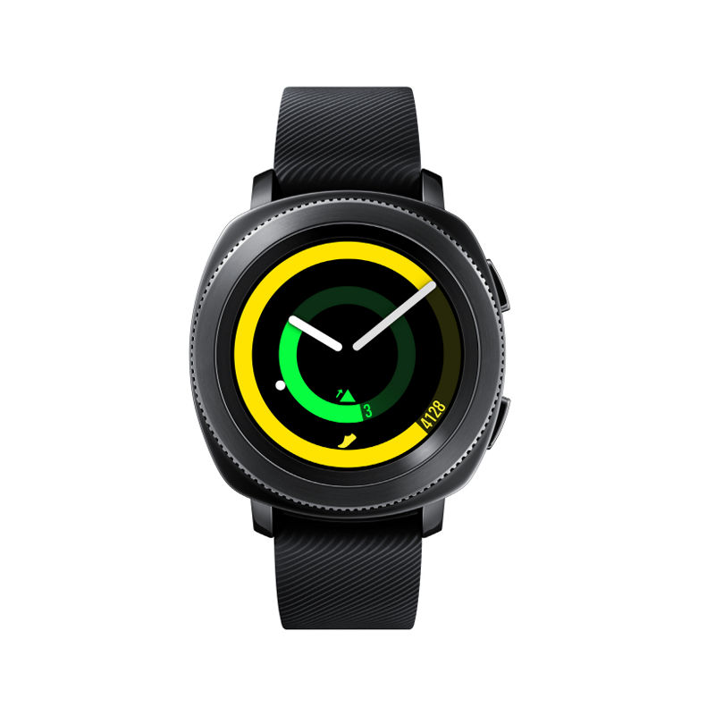 ჭკვიანი საათი Samsung Gear Sport SM-R600NZKASER