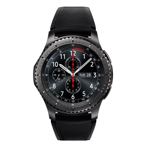 ჭკვიანი საათი Samsung Gear S3 Frontier SM-R760