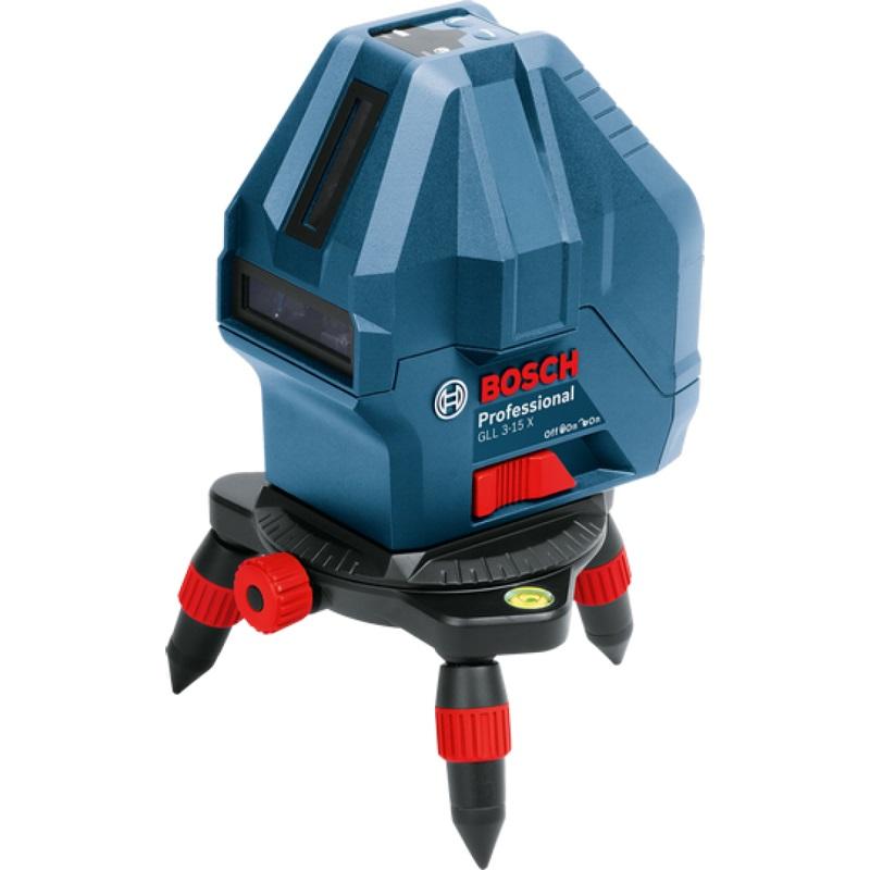 ნიველირი Bosch GLL 3-15 X