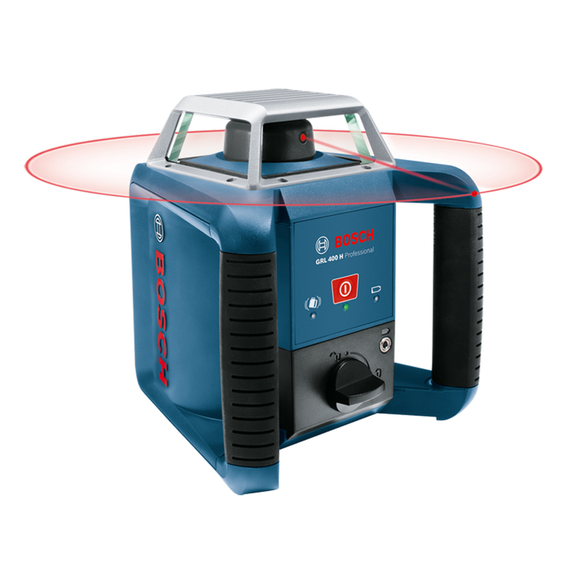 ნიველირი Bosch GRL 400 H SET