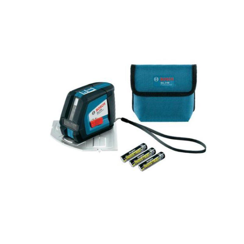 ნიველირი Bosch GLL 2-50 + L-Boxx