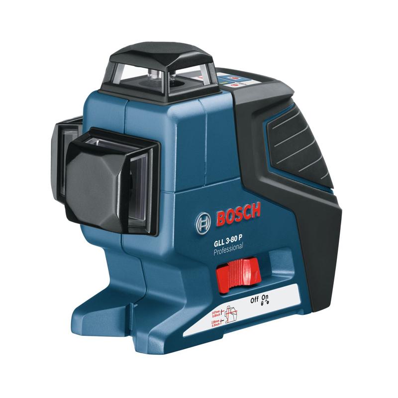 ნიველირი Bosch GLL 3-80 P + BS 150