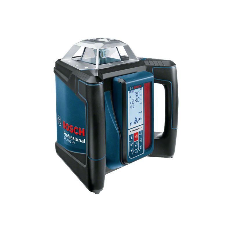 ნიველირი Bosch GRL 500 HV + LR 50