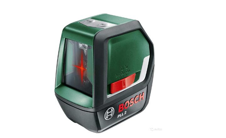 ნიველირი პროფესიონაქლი Bosch PLL 2 Set