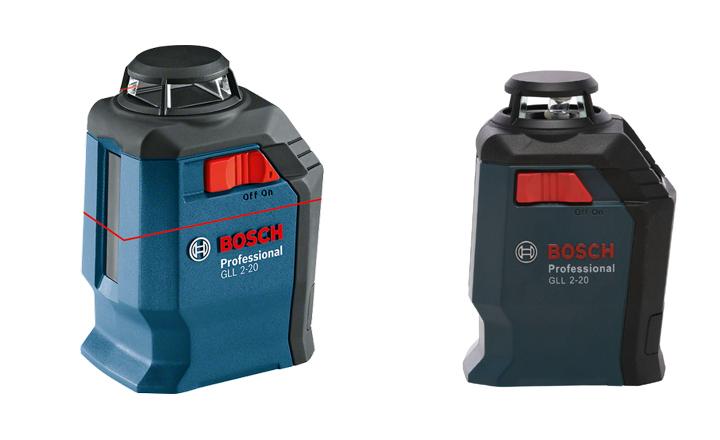 ნიველირი Bosch GLL 2-20