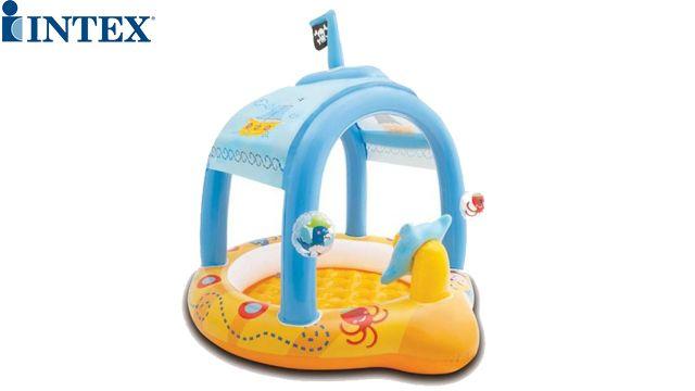 საბავშვო აუზი INTEX 57426 Inflatable Pool 107 x 102 x 99 cm