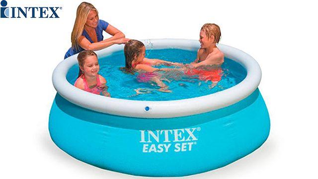 აუზი INTEX 28101 EASY SET (54402)