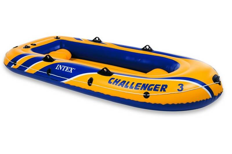 გასაბერი ნავი Intex Challenger 3 (68369)