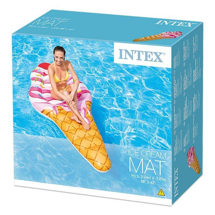 გასაბერი წყლის ლეიბი Intex 58762