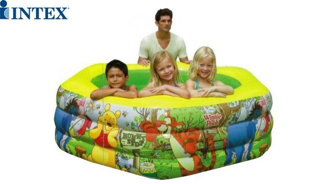 გასაბერი აუზი Intex 57494 (191-178-61 см.) Children's Inflatable Pool