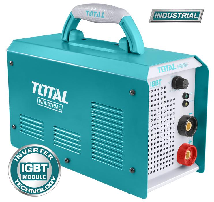 ელ. შედუღების აპარატი TOTAL TW21605