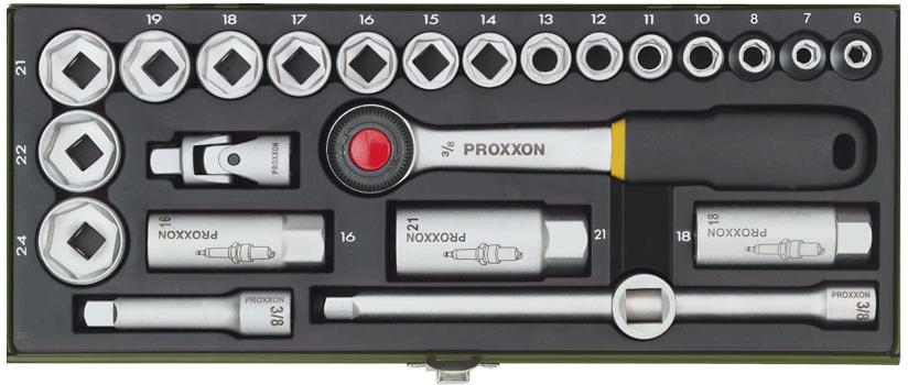 თავაკების ნაკრები, Proxxon