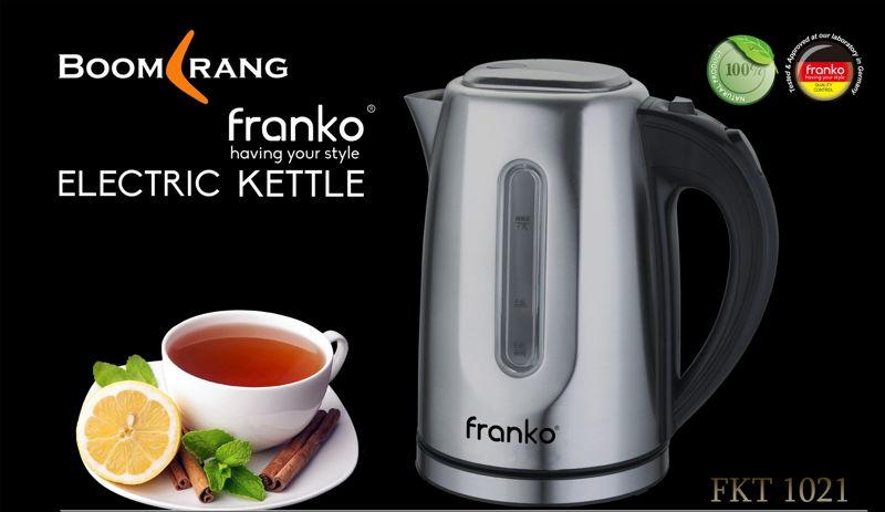 ჩაიდანი FRANKO FKT-1021