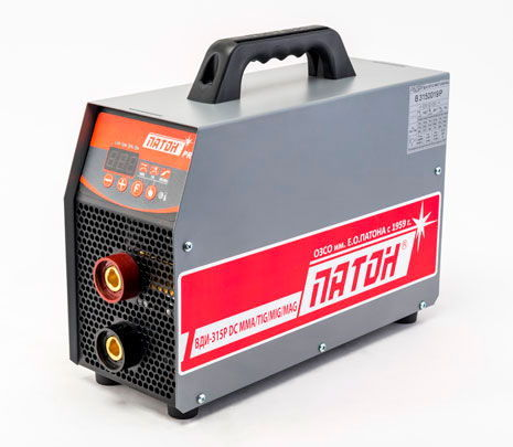 შესადუღებელი აპარატი PATON VDI-315P-380V