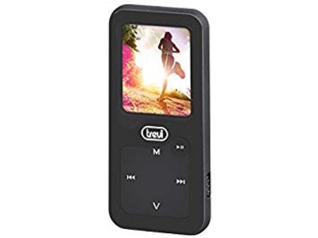 TREVI MP3 PLAYER MPV 1780 SB 8GB BLACK