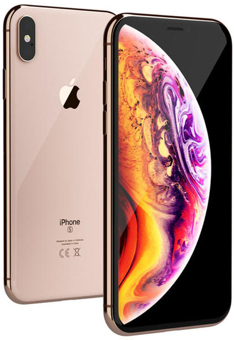 მობილური ტელეფონი  iPhone XS Max 64GB Gold