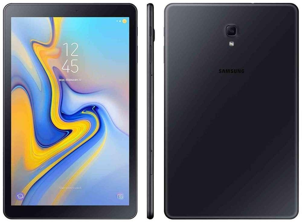 ტაბლეტი Samsung  Tab A  T 595 F BLACK