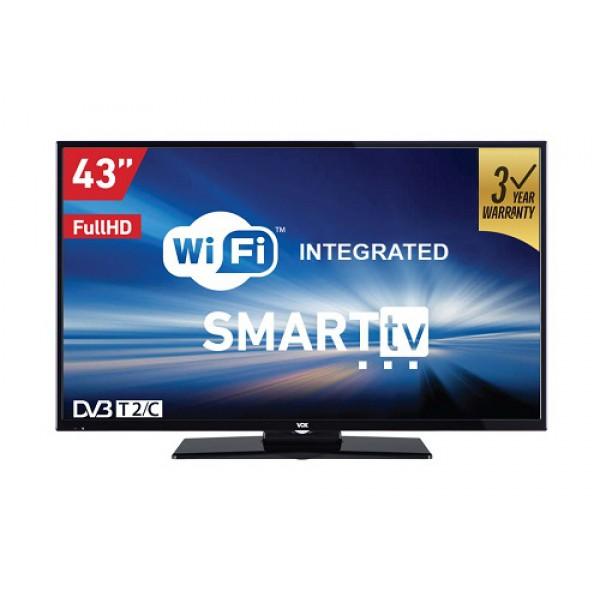 ტელევიზორი VOX 43DSW289B