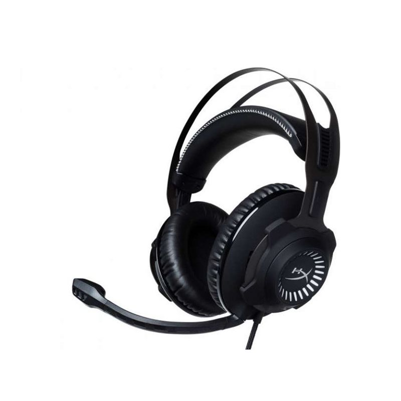 ყურსასმენი KINGSTON HYPERX CLOUD REVOLVER (HX-HSCRS-GM) BLACK