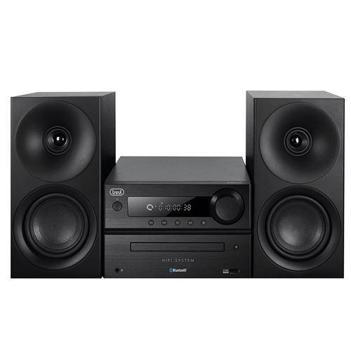 აუდიო სისტემა Trevi HCX1080BT Black
