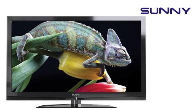 """ტელევიზორი SUNNY DLED 32"""" DVB-T2-2/C/S2 White"""