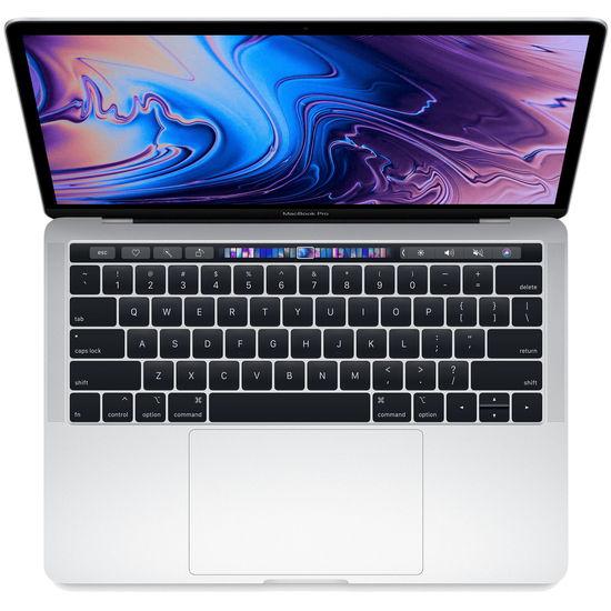 ნოუთბუქი Apple MacBook Pro 13 with Touch Bar 2018 (MR9U2RU/A)