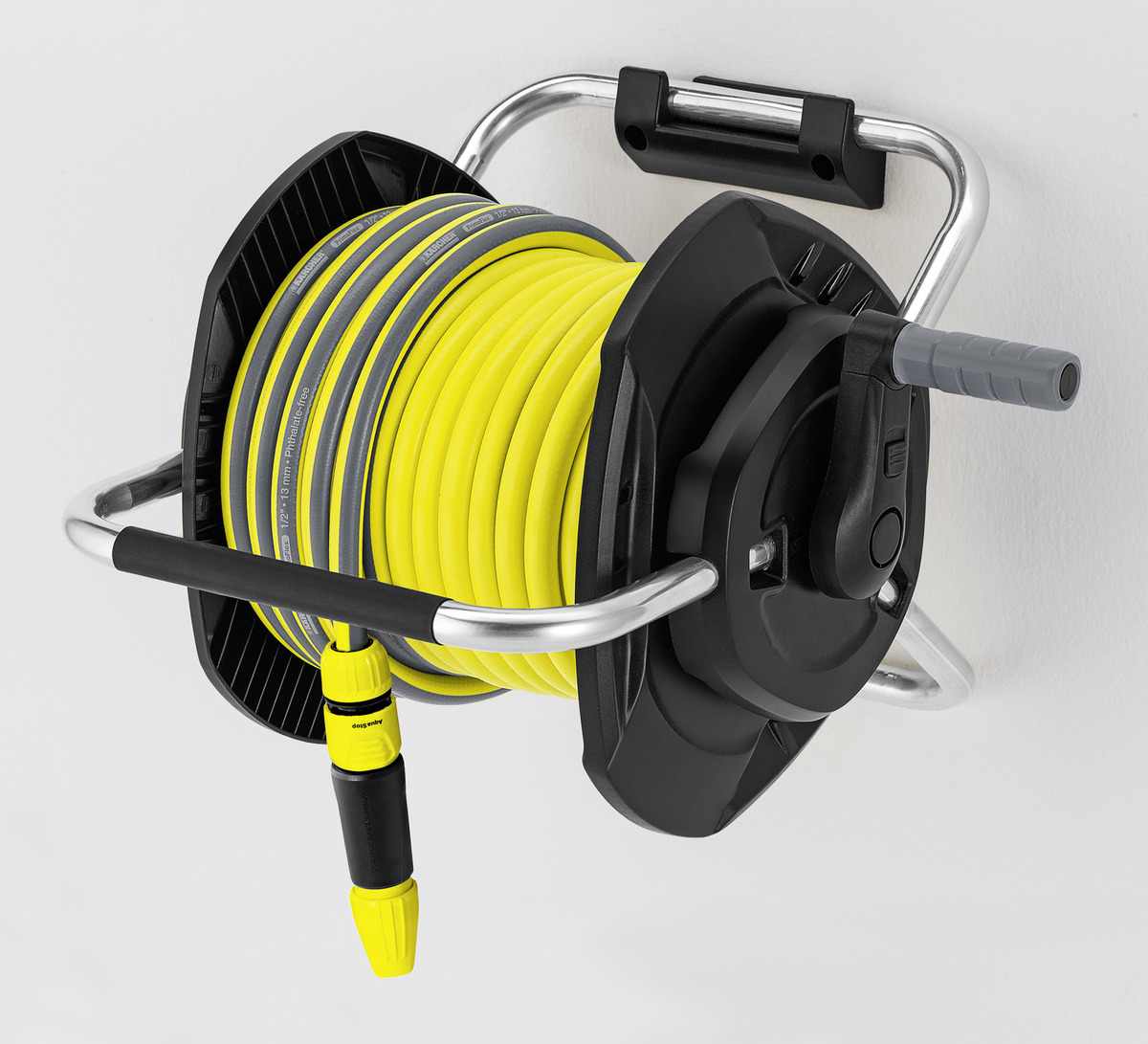 "ტროლი Wall-mounted hose reel HR 4.525 1/2"" Kit"
