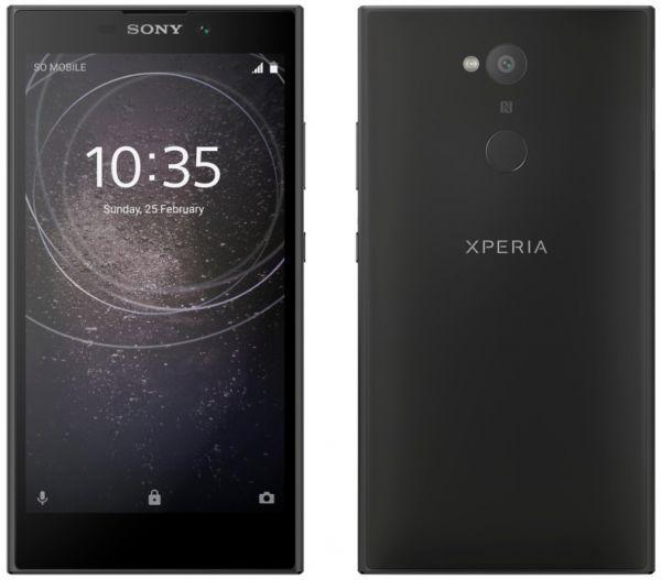 მობილური ტელეფონი SONY XPERIA L2  32GB BLACK