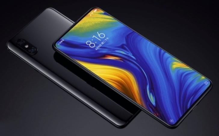 მობილური ტელეფონი XIAOMI MI MIX 3 (GLOBAL VERSION) 128GB BLACK