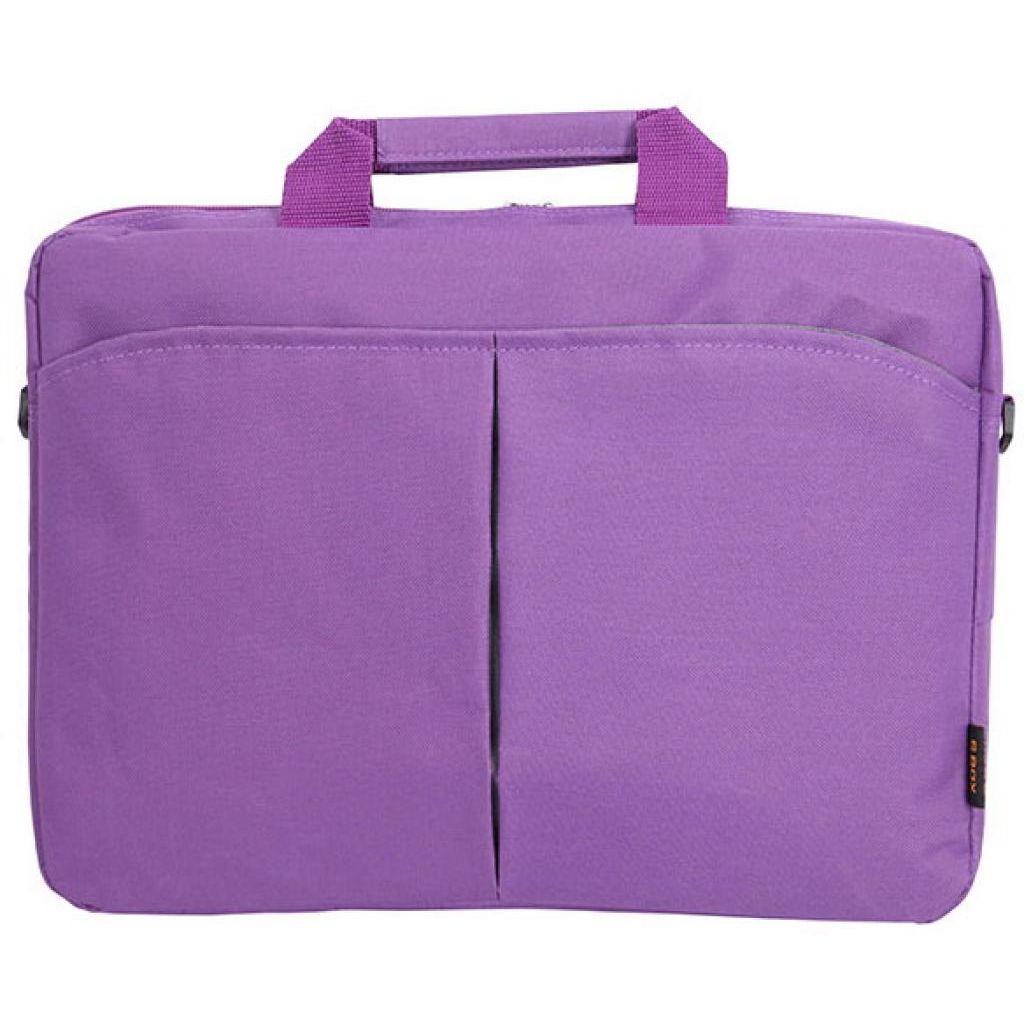 """ნოუთბუქის ჩანთა SBOX NLS-6483U 15,6"""" - Purple"""