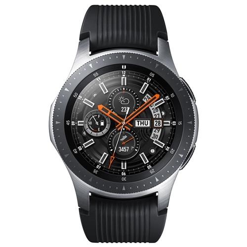 სმარტ საათი Samsung Galaxy Watch 46mm (SM-R800NZSASER) Silver Steel