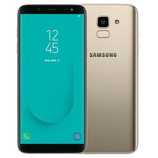 მობილური ტელეფონი SAMSUNG GALAXY J6 J600F (SM-J600FZDDCAU) 32GB GOLD
